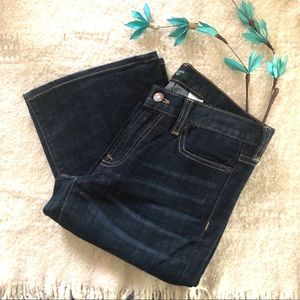 🌟NEW LISTING🌟J Crew Hipslung Bootcut Jeans 28R